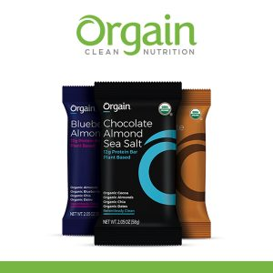 Free Orgain Simple Protein Bar Sample
