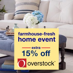 15% Off Select Home Goods by the Gray Barn