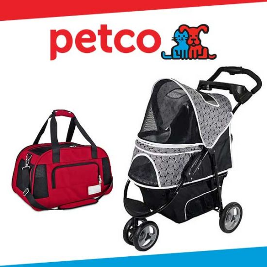 Up to 50% Off Dog Carriers & Strollers