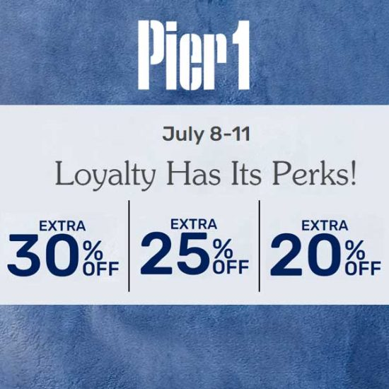 Up to Extra 30% Off Purchases for Rewards Members