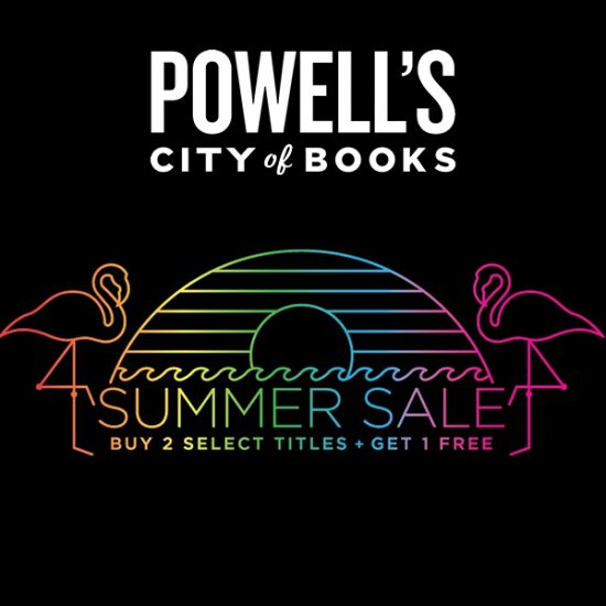 Buy 2, Get 1 on 25 Select Book Titles