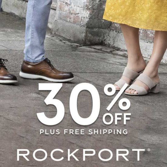 30% Off + Free Shipping w/ Code