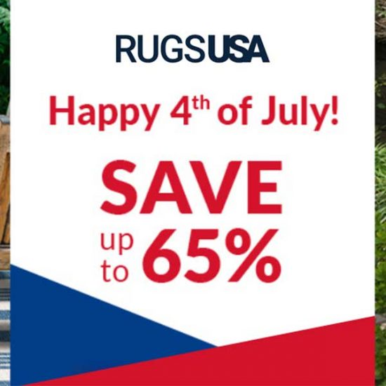 4th of July Sale: Up to 65% Off