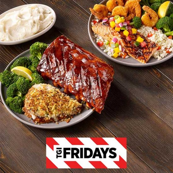 $14.99 for 2 Grill Favorites With 2 Sides