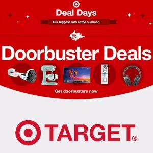[Ends 7/16] Doorbuster Deals