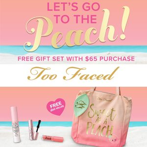 Free Gift Set with $65 Purchase
