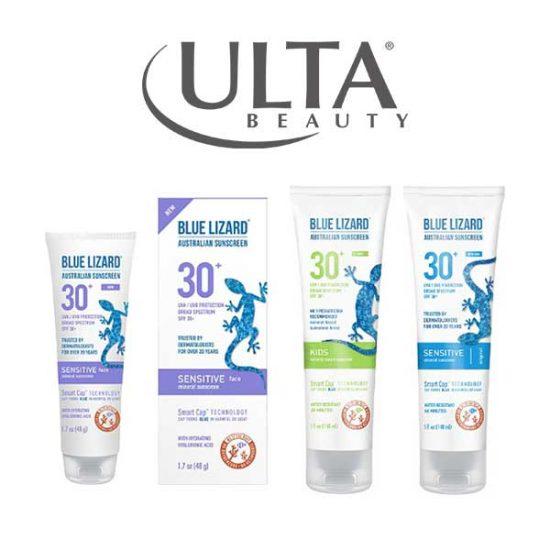 Buy 1, Get 1 40% Off Blue Lizard Australian Sunscreen