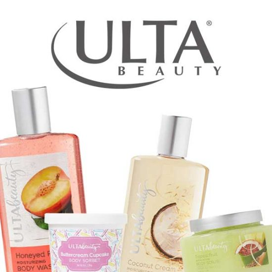 2 for $15 on Ulta Everyday Bath and Fun Bath
