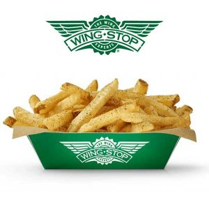 Free Order of Fries with Sign Up