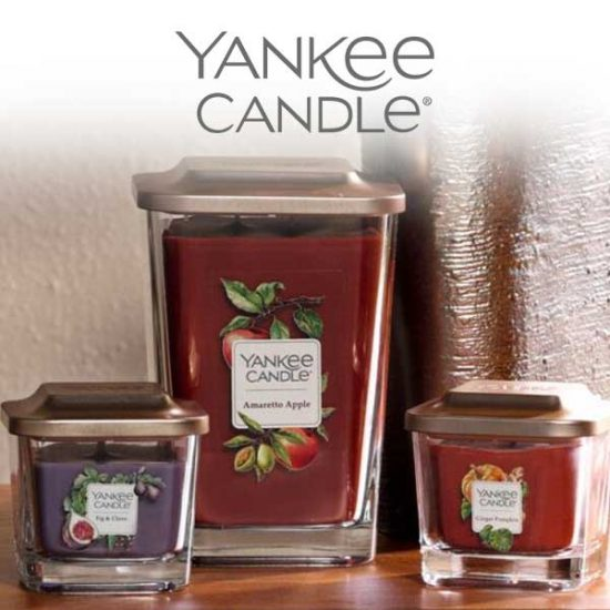 Free Small Candle w/ Purchase of Select Large Candles