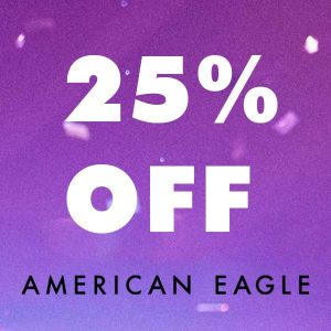 25% Off Online Purchase