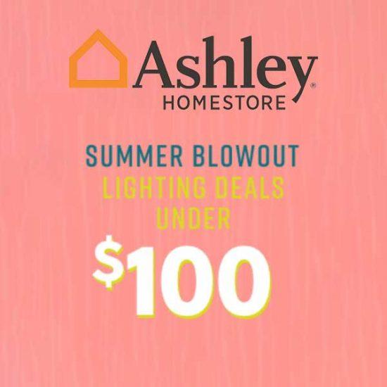 Summer Blowout: Lighting Deals Under $100