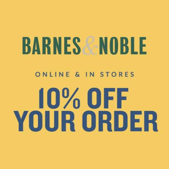 10% Off Your Order With Code