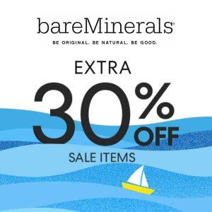 Extra 30% Sale Items w/ Code