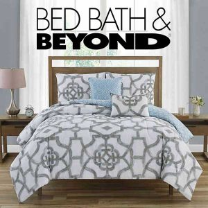 $70 Off 5-Piece 100% Cotton Comforter Sets