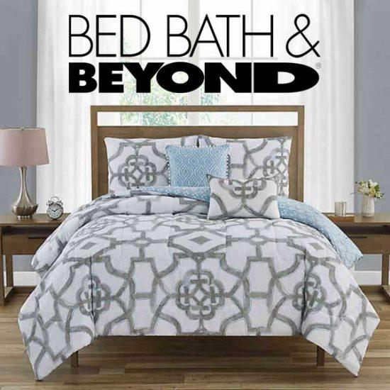 $70 Off 5-Piece 100% Cotton Comforter Sets