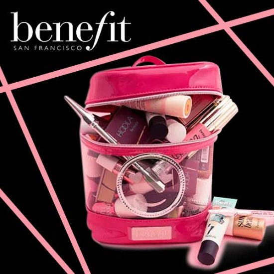 Free Makeup Bag With Any $60 Purchase