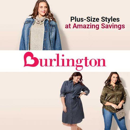 Sale on Plus-Size Styles