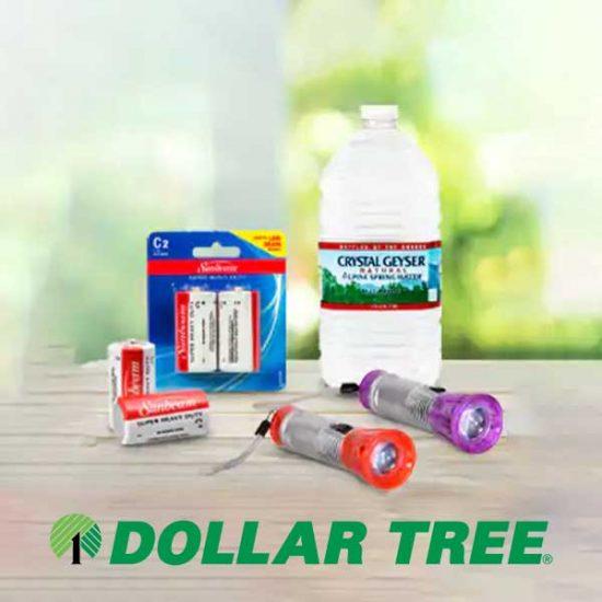 $1 Emergency Supplies
