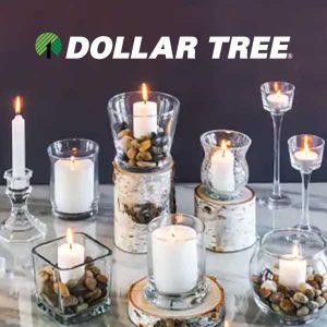 $1 Candlesticks