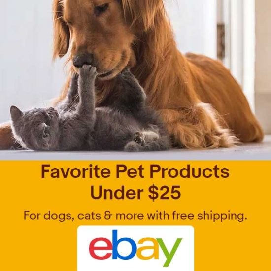 Pet Products Under $25