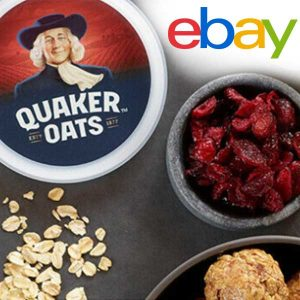 Up to 20% Off From Quaker