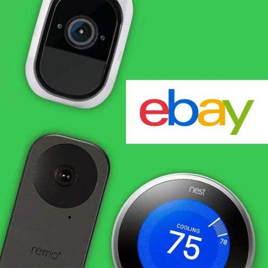 Up to 40% Off Smart Doorbells and More