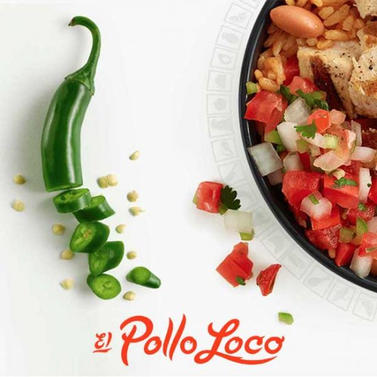 Free Original Pollo Bowl After Your First App Purchase