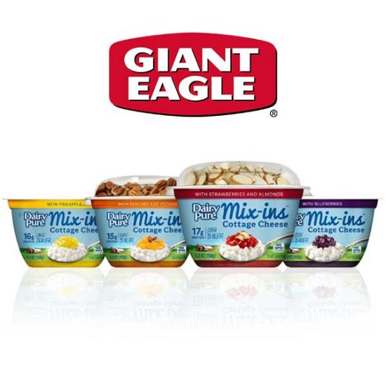 Free Dairy Pure Mix-Ins Cottage Cheese