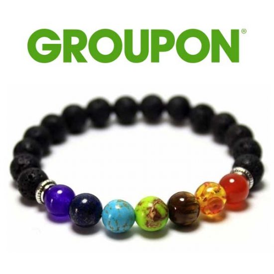 Up to 80% Off Natural Stone Healing Bead Bracelet