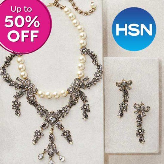 Up to 50% Off on Heidi Daus Jewellery