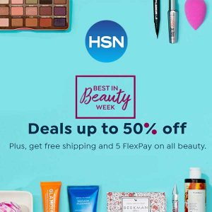 Up to 50% Off Best in Beauty Week Deals