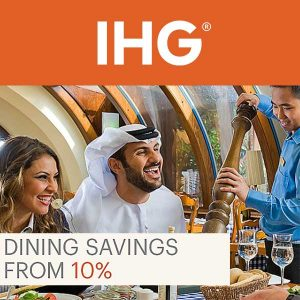 Dining Savings from 10%
