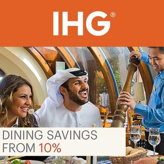 Dining Savings from 10%