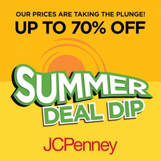 Summer Deal Dip: Up to 70% Off Online