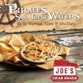 $21.99 Pirate Platter
