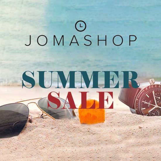 Save on Watches and Other Accessories in Summer Sale