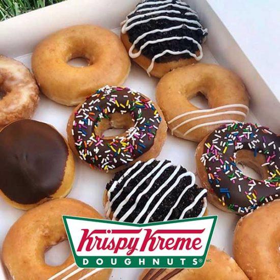 $13 for Any Double Dozen Doughnuts