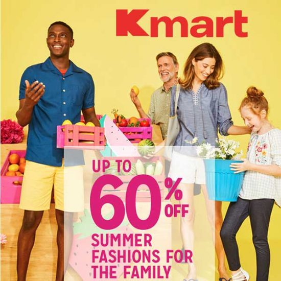Up to 60% Off Summer Fashion for the Family