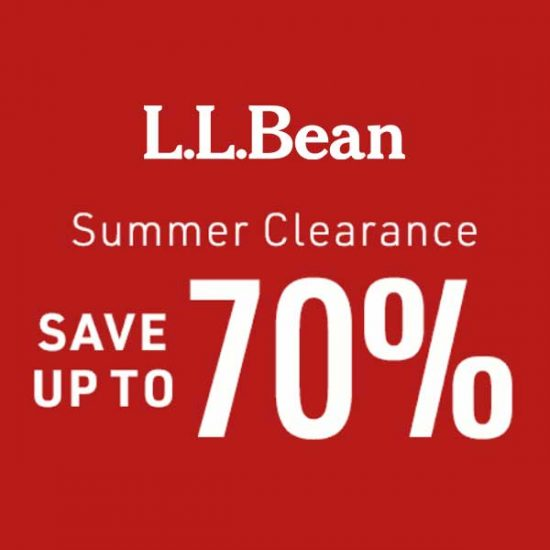 Summer Clearance: Up to 70% Off