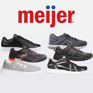 30% to 40% Off Men's and Women's Athletic Shoes