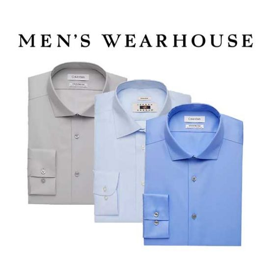 4 for $119 Dress Shirts