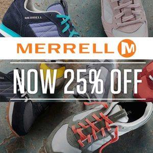 25% Off Alpine Sneaker