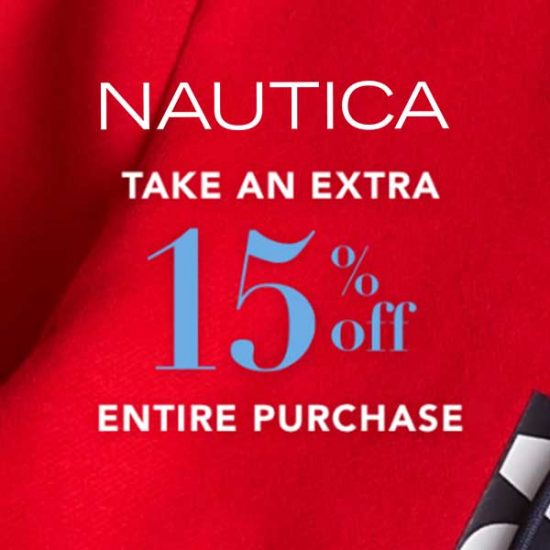 Extra 15% Off Order w/ Sweatshirt or Sweatpants Purchase