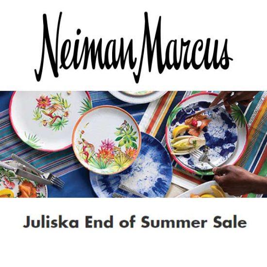Up to 30% Off Select Juliska Merchandise