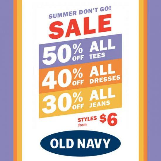 All Jeans, Dresses & Tees on Sale