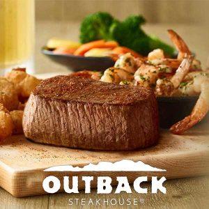 Steak and Unlimited Shrimp