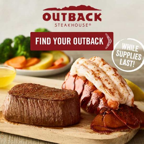 Today Only: Sirloin and Lobster Just $16.99