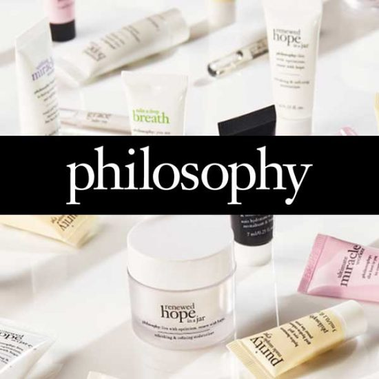Free Deluxe Sample for Every $25 You Spend