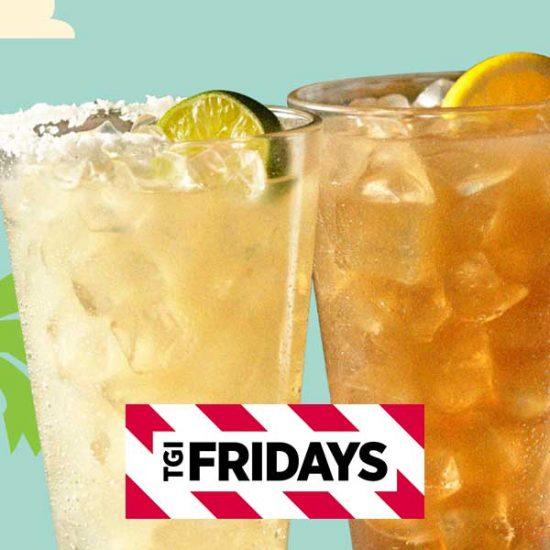 $5 Fridays 'Rita or Fridays Long Island Tea
